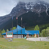 Yoho National Park Visitors Centre, Alberta, Canada